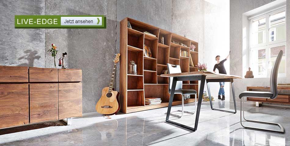 Massivholzmöbel online bestellen bei Möbel Massiv - Top-Preise