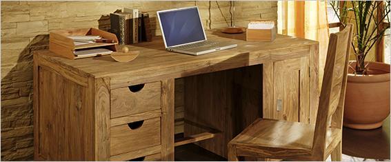 m bel massiv edle massivholz m bel f r ihr b ro und arbeitszimmer. Black Bedroom Furniture Sets. Home Design Ideas