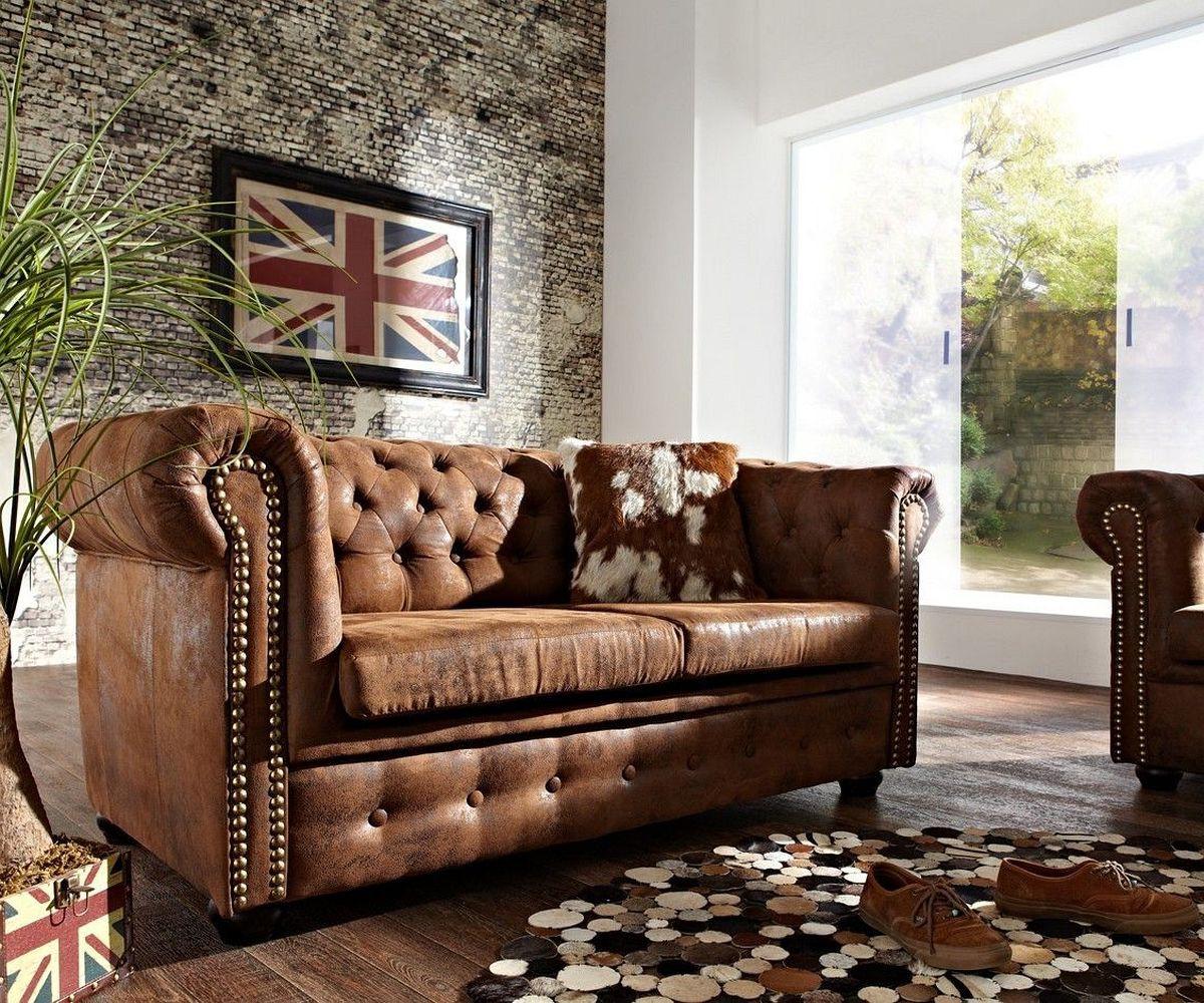 wohnzimmer vintage style braun | gro 223 artig wohnzimmer vintage ...